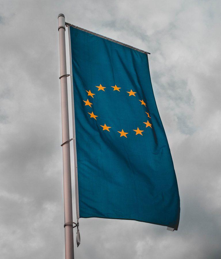 EU Flag for GDPR