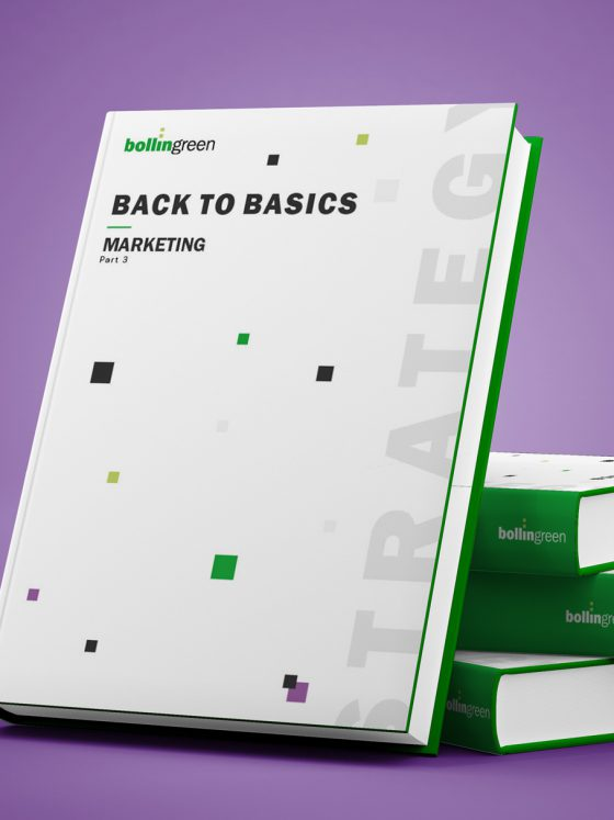 Back to Basics: Marketing | Part 3 - Strategy eGuide
